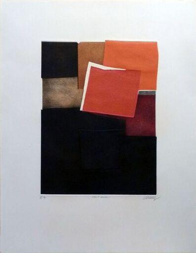 Bertrand Dorny, 'Petit mur ', 1974