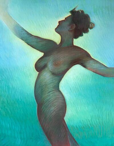 Nicole Alger, 'Swirlish #1', 2018