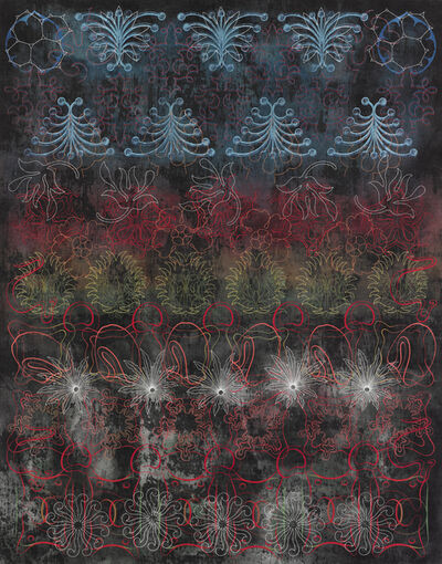 Philip Taaffe, 'Choir', 2014-2015