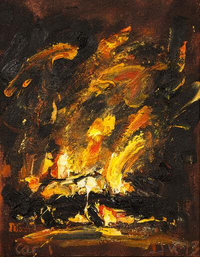 John Keane, 'Car (1)', 1993