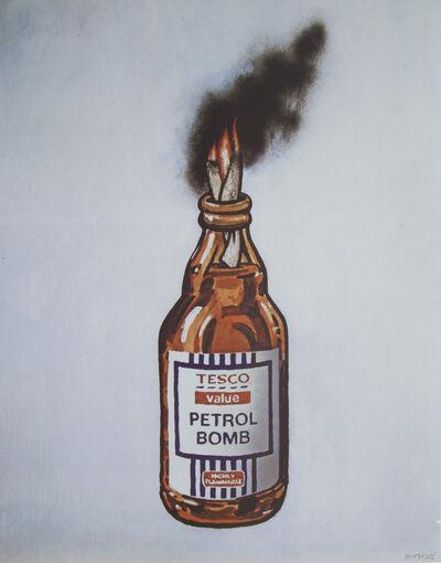 Banksy, 'Tesco Bomb'