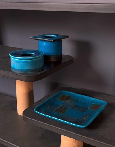 Bruno Gambone, 'Two ashtray and a dish', entre 1969 et 1979