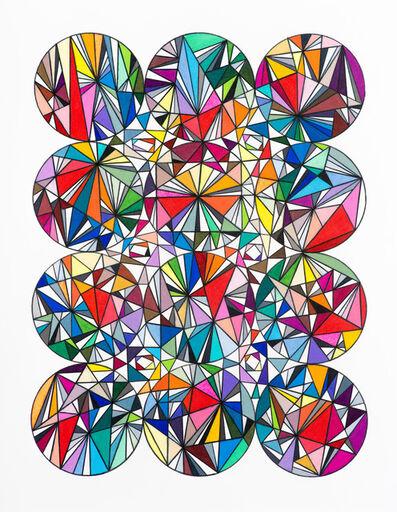 Dennis Koch, 'Versor Parallels #4 (Harmonic Progression)', 2013