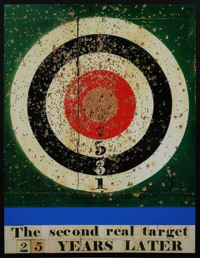 Peter Blake, 'The Second Real Target', 2009