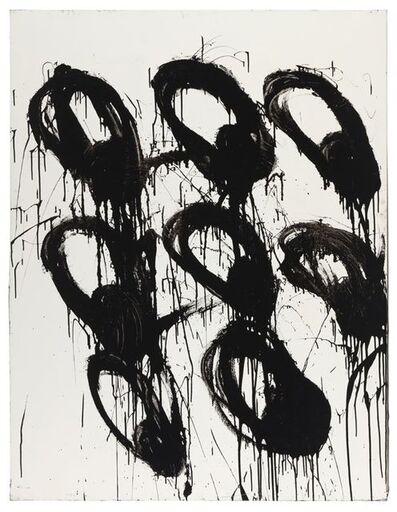 Joyce Pensato, 'L'Area Donald eyes!!', 2000