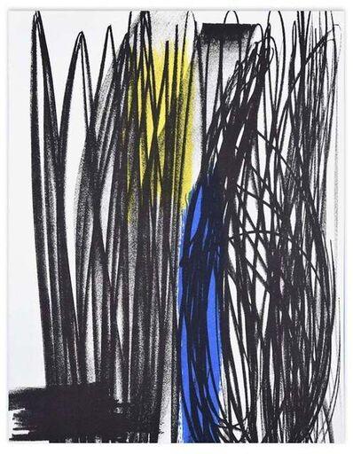 Hans Hartung, 'Influence', 1975