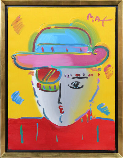 Peter Max, 'Zero Series Version 3, No. 2', 1994