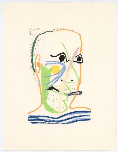 Pablo Picasso, 'Le Gout du Bonheur', 1970