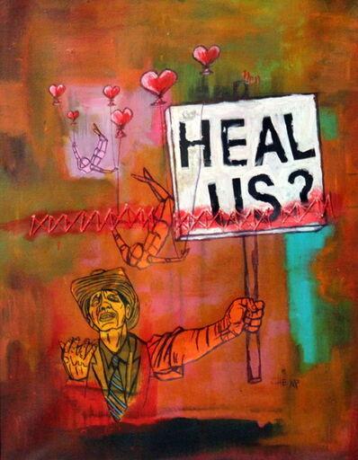 Vincent Cheap, 'Heal Us?!', 2016
