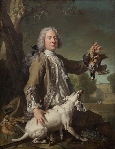 Jean-Baptiste Oudry, 'Henri Camille, Chevalier de Beringhen', 1722