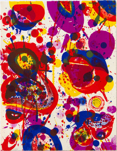 Sam Francis, 'Untitled #1 (from Pasadena Box)', 1963