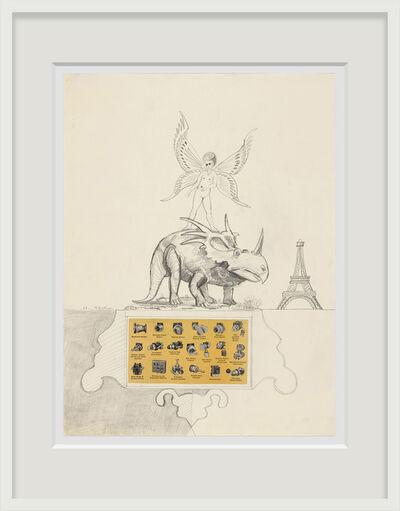 Robert Smithson, 'Paris in the Spring', 1963
