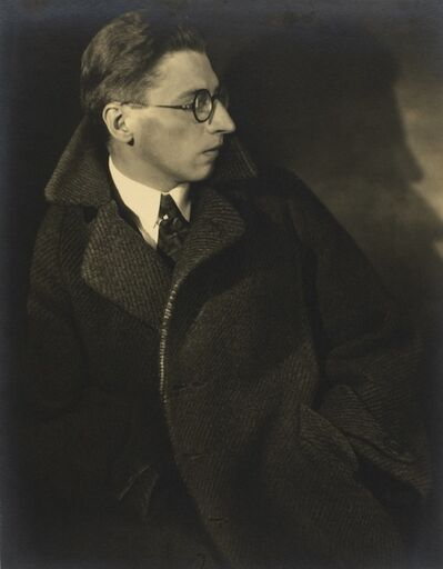 Josef Sudek, 'Portrait de mon amie Funke', 1924
