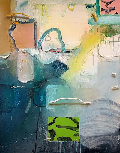 James Havard, 'Zuni Mask (711)', 1983