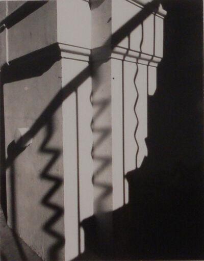 Carl Goldhagen, 'Untitled I (railing shadow)', 1996