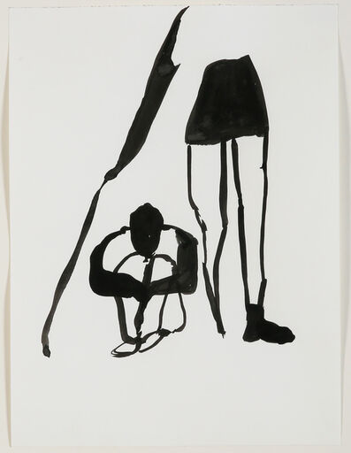 Ofri Cnaani, 'Untitled (Arrestment policy) I', 2004
