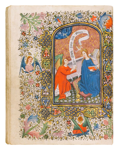 Workshop of the Master of the Gold Scrolls, 'Book of Hours, use of Rome', 1430-1440