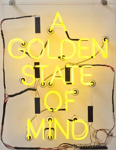 Jow, 'A GOLDEN STATE OF MIND', 2013