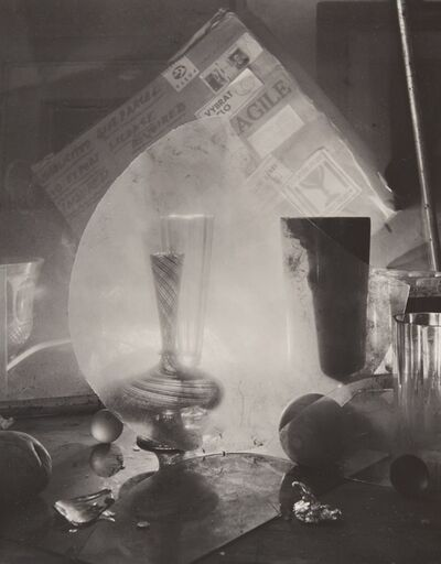 Josef Sudek, 'Untitled (From Glass Labyrinths)', 1968