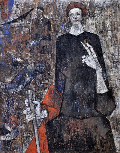 JEAN SANGLAR, 'Untitled', 1961