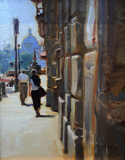 Kim English, 'A Walk Through Paris'