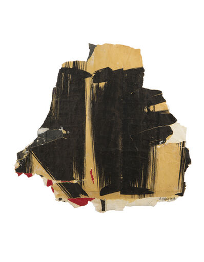 Raymond Hains, 'Untitled', 1962