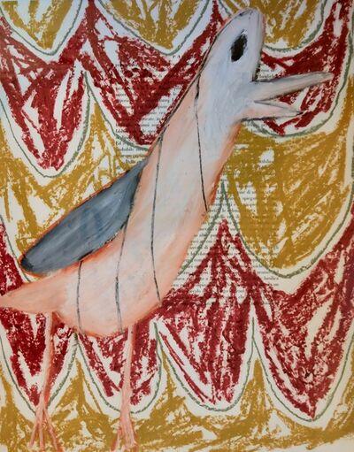 Adam Handler, 'My Little Bird', 2017