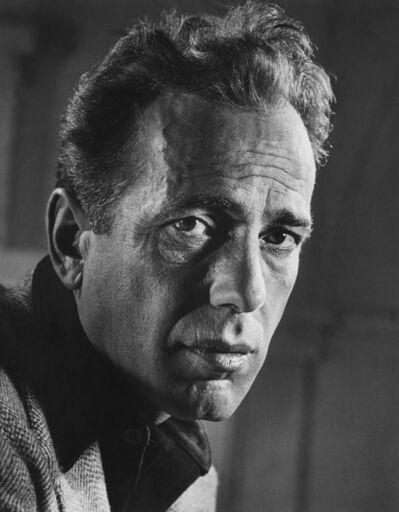 Philippe Halsman, 'Humphrey Bogart / Vintage print certified', 1944