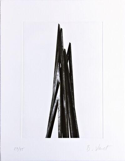 Bernar Venet, 'Acute Uneven Angles (B)', 2016