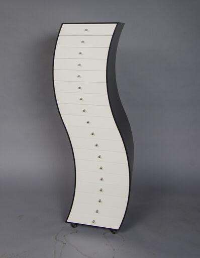 Shiro Kuramata, 'Furniture in Irregular Forms Side 1', 1970