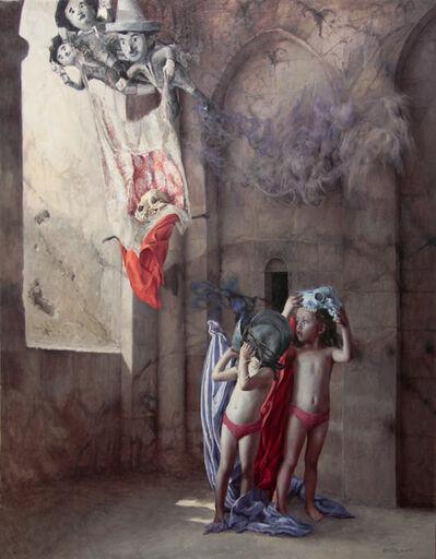 PABLO SANTIBÁÑEZ SERVAT, 'THE WINDOW', 2017
