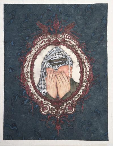 Yang Jiechang 杨诘苍, 'Garland series - The Land of Palestine', 2004