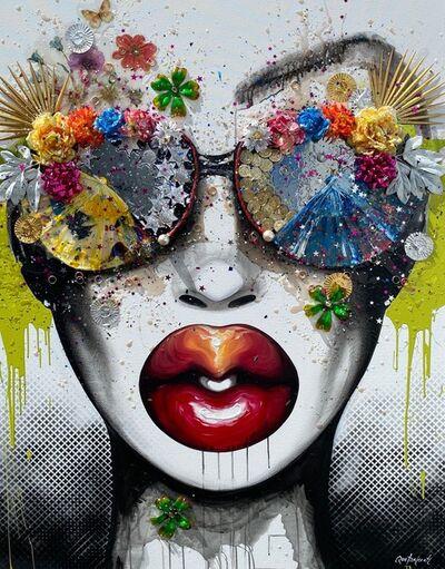 Quetzalcoatl, 'Celebrando las flores', 2020