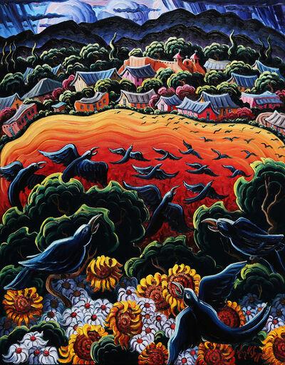 Kim Wiggins, 'A Song in the Garden of Taos', 2019