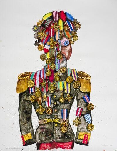 Steve Bandoma, 'Nobel de la guerre', 2018
