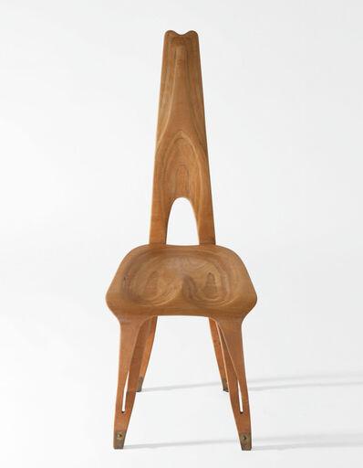 """Carlo Mollino, '""""Copenhagen"""" Chair', 1951"""