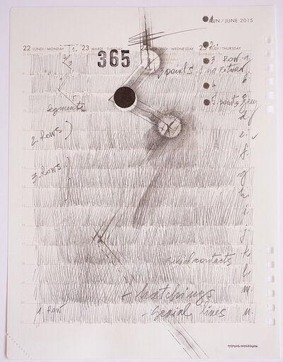 Mircea Stanescu, 'L'AUTRE TEMPOREL / LOUIS VUITTON 21', 2015