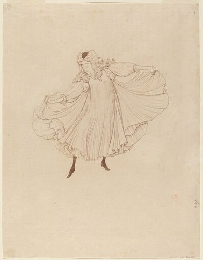 Théo van Rysselberghe, 'Loïe Fuller', 1893