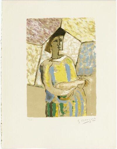 Georges Braque, 'Braque le patron', 1945