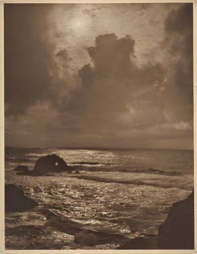 Willard Worden, 'Seal Rocks', 1915