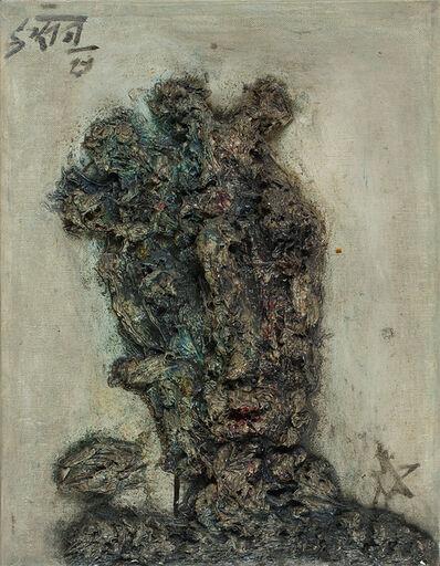 M. F. Husain, 'Untitled (King)', 1960-1970