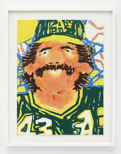Koichi Sato (b. 1974), 'Baseball', 2020