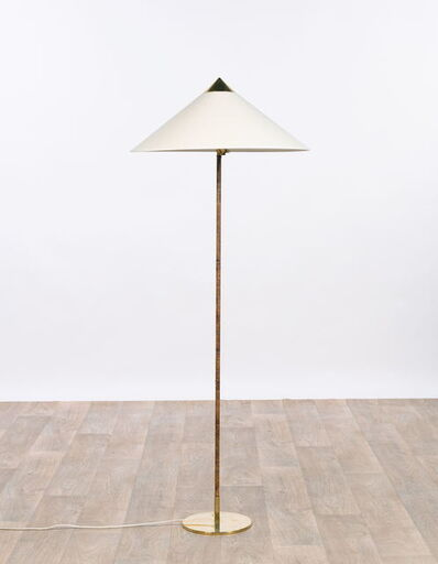 Paavo Tynell, 'Modèle 9602 dit Chinese Hat Lampadaire', vers 1950