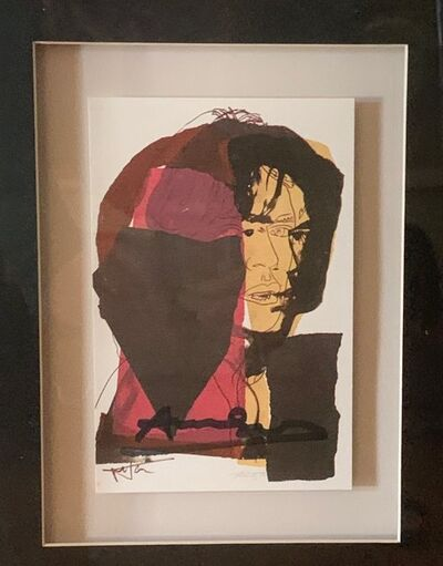 Andy Warhol, 'Mick Jagger-VII', 1975