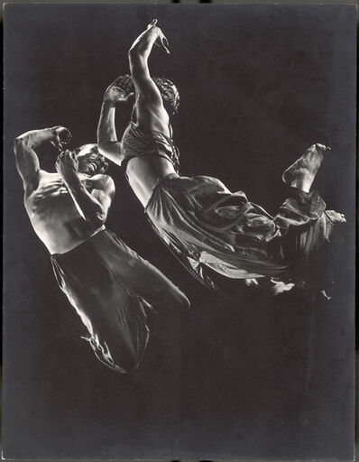 Gjon Mili, 'Karamu House Performance; a Negro Art Center in Cleveland     '