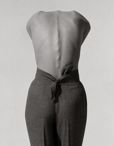 "Herb Ritts, '""Pants Backview""', ca. 1990"