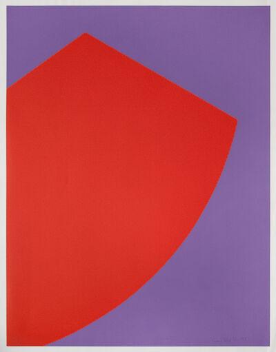 Leon Polk Smith, 'Untitled (Tamarind M)', 1968