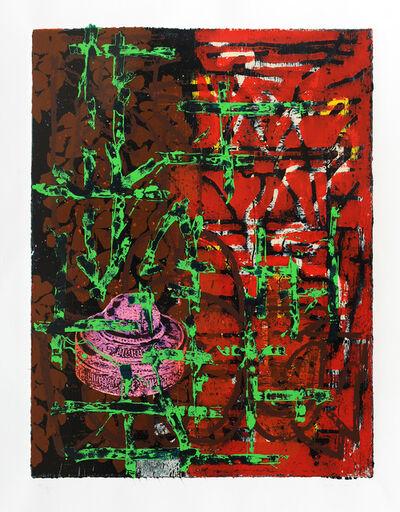 Mick Moon, 'Green Spice', 1991
