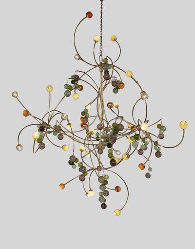 ISABEL MONCADA, 'Arlequín chandelier', 2016