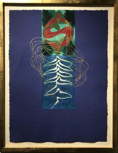 Steven Sorman, 'well now, xii', 2002